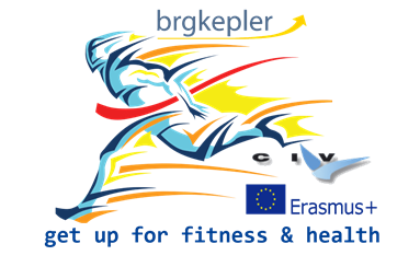 Erasmus+ Projekt: Get up for fitness and health (2019-2022)