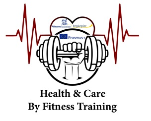 Erasmus+ Projekt: Health and Care by fitness training (2020-2023)