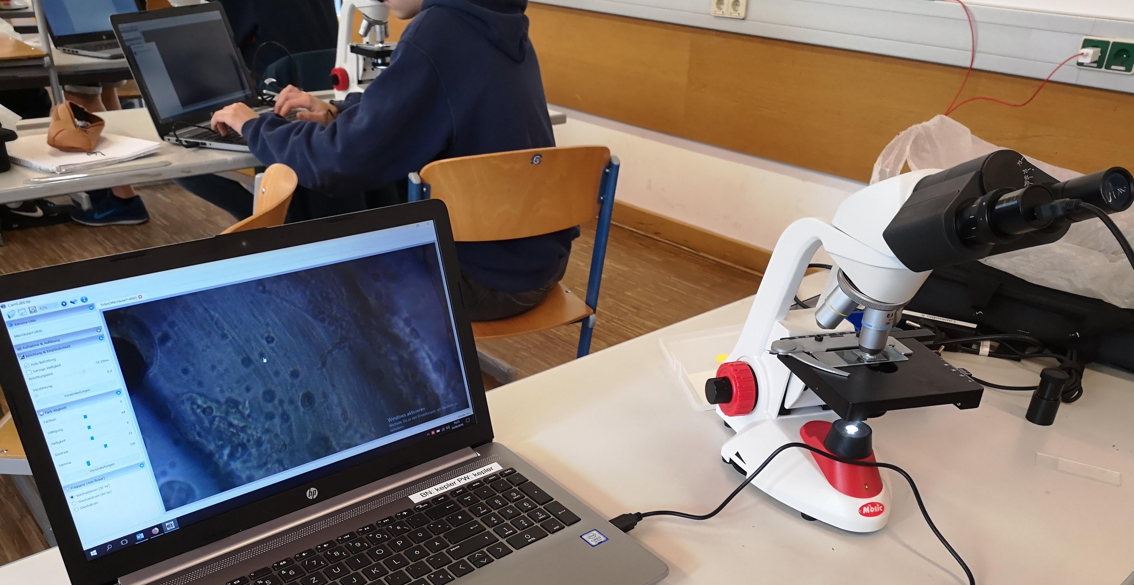 Science-Videos & Digitalisierung – Schuljahr 2019 / 2020